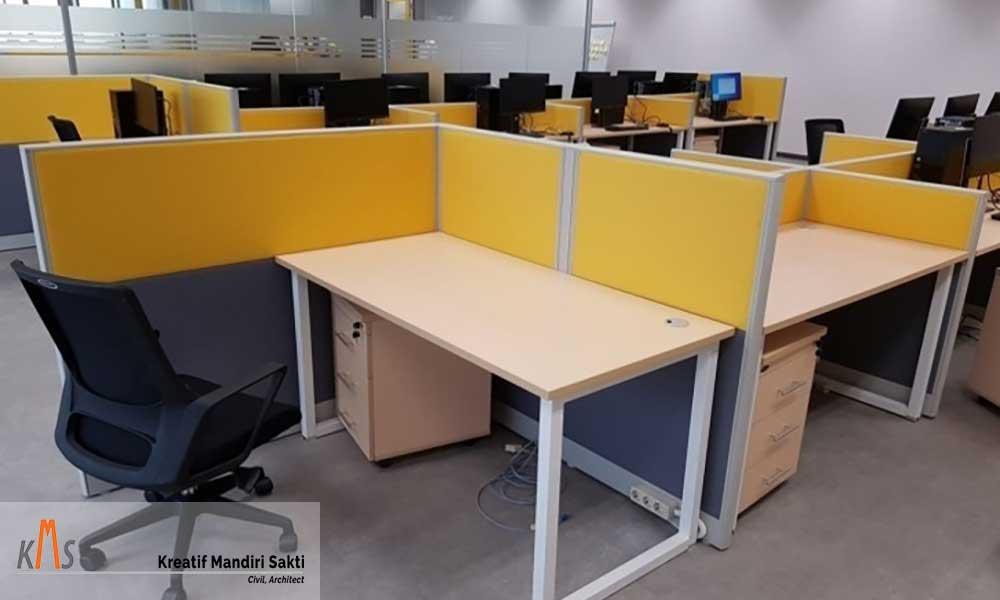 kb capital jakarta office by kreatif mandiri sakti